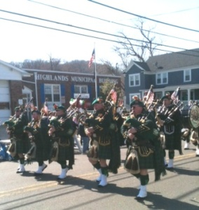 st paddys day  Highlands, NJ