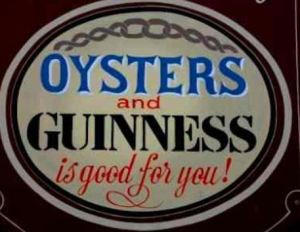 Guiness & oyster