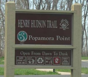 HH Trail Sign