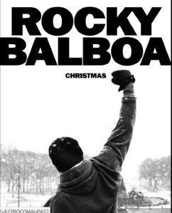 rocky balboa christmas
