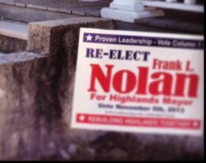 nolan sign