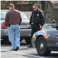 dwi cops highlands