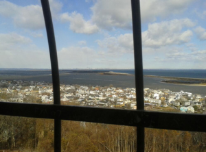 from lighthouse