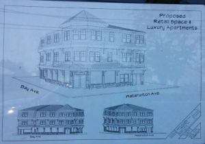 proposed lux apts bay ave